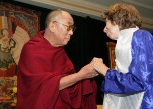 Award from the Dalai Lama