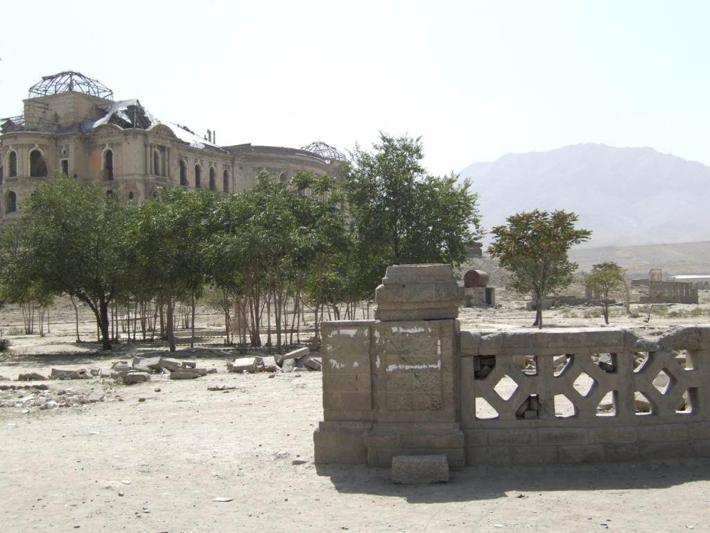 Bldg Kabul