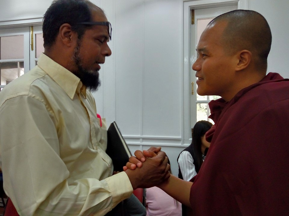 Muslim & Buddhist