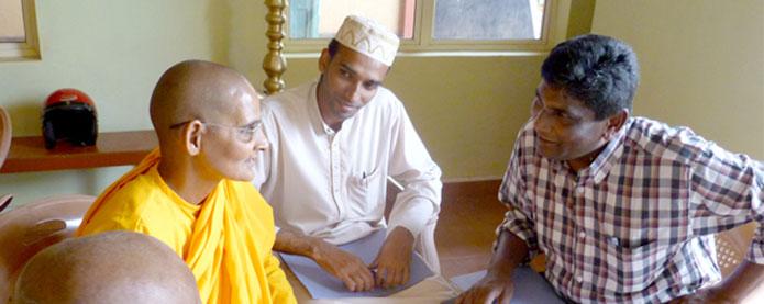 Sri Lanka, inter-religious peacebuilding