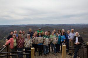 Hands Across the Hills meeting in Kentucky
